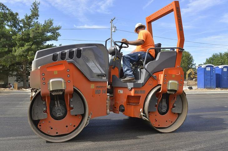 Hamm Compact Rollers