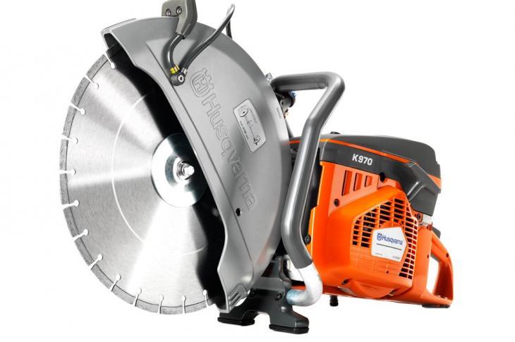 Husqvarna K 970 Power Cutter