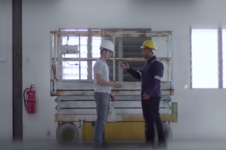 New safety film is aimed at spreading IPAF global MEWP safety and training message