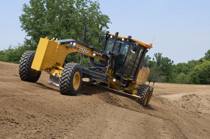 Case C Series Motor Grader | Construction Equipment