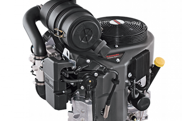 Kawasaki FX850V-EFI Engine Extends Fuel-Injected Line