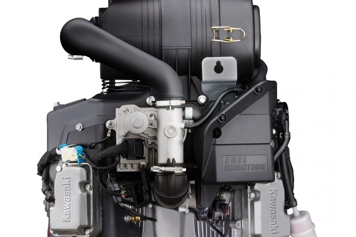 Kawasaki FX7307-EFI Engine Has Fully Integrated Electronic Governor
