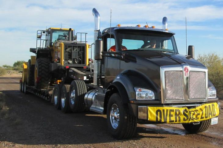 Heavy-Haul Kenworth T880 for Serious Loads