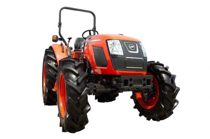 Kioto RX6620, RX7320 Utility Tractors