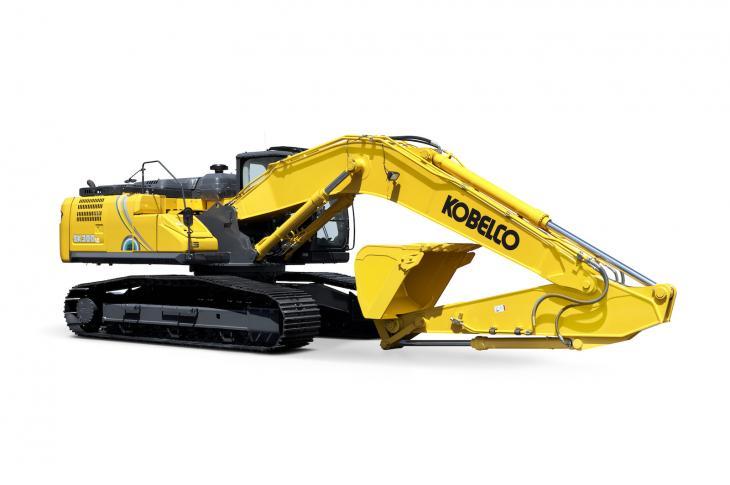Kobelco SK300LC-10 Excavator
