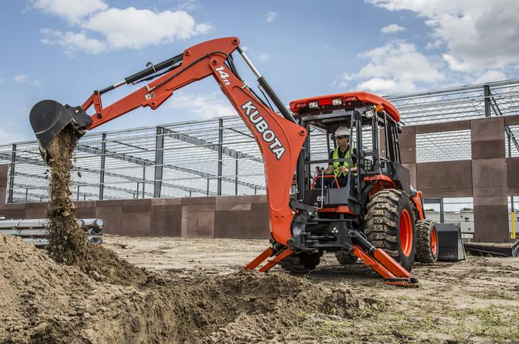 Lower Horsepower Backhoe Loaders Build a New Niche