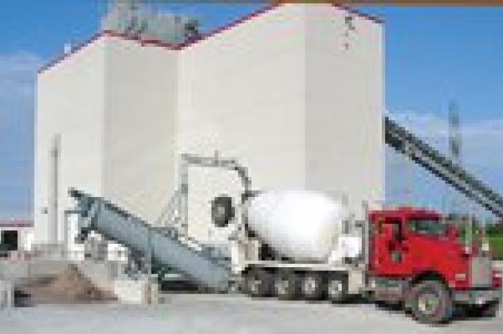 Liebherr LRS 708 Concrete Reclaimer