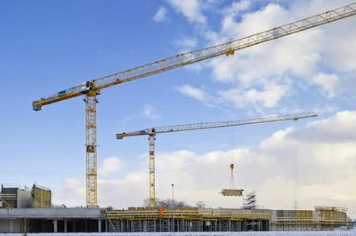 Liebherr LR1200/LR1200SX Crawler Crane   Construction Equipment