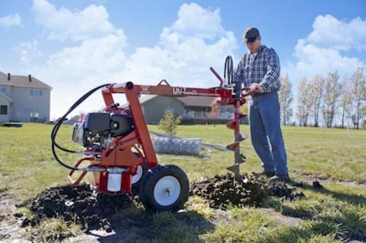 Big Beaver Auger Drill Rig | Construction Equipment