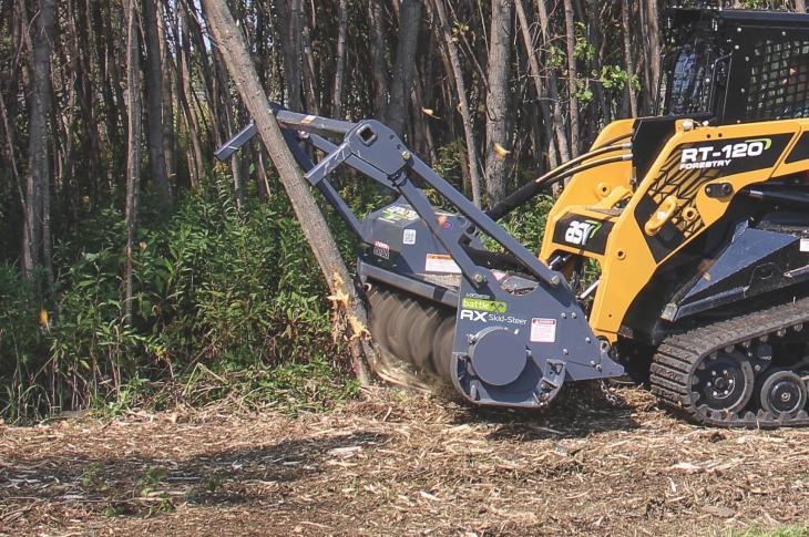 Rotobec RCH Grapple Saws | Construction Equipment