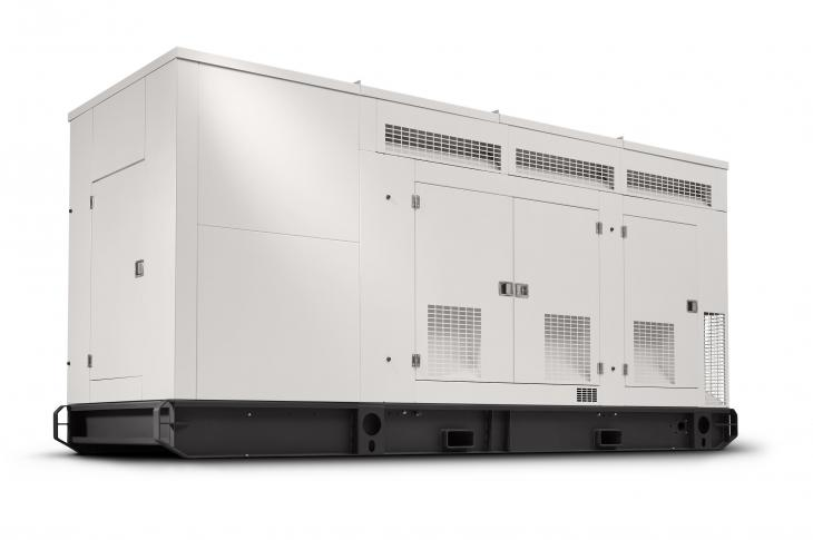 Generac MGG450 Generator Operates on Three Fuel Sources