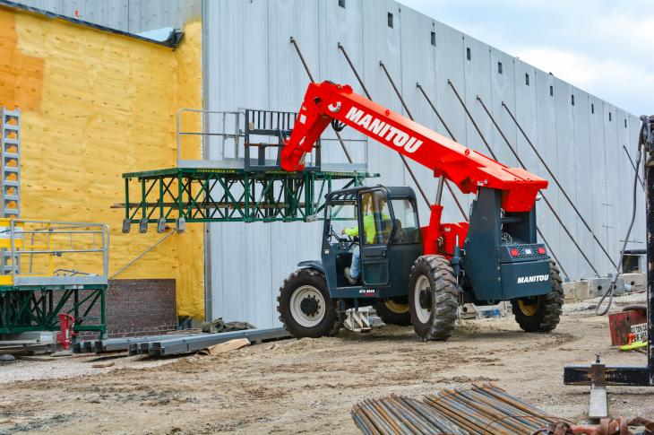 Telehandlers | Construction Equipment