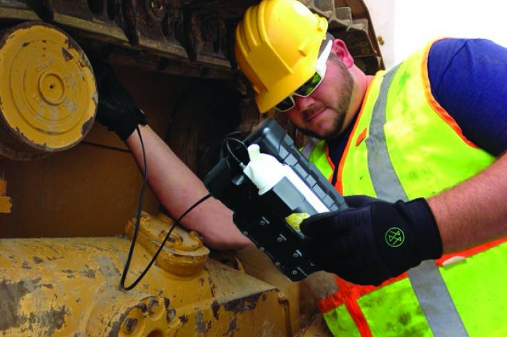 Modustri HDE Suite for Undercarriage Inspections
