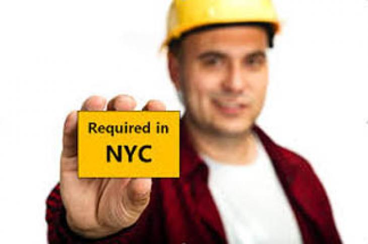 Bill requires workers to complete at least 40 hours of safety training.