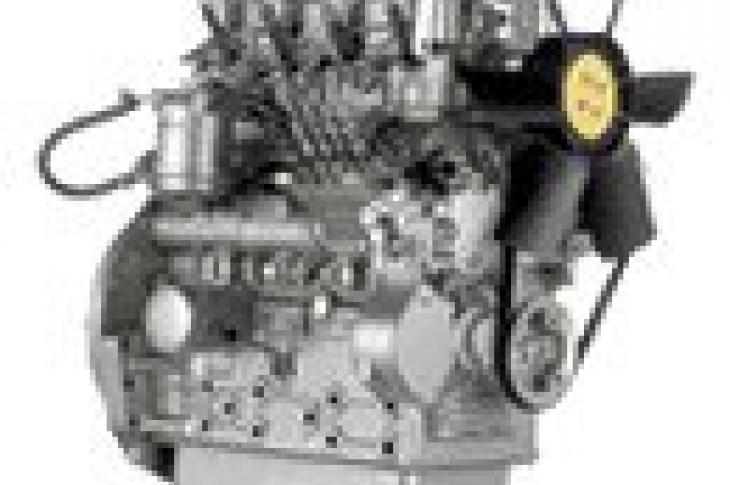 Perkins 400F Diesel Engine