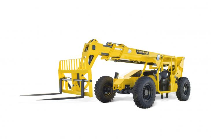 Next-generation Extendo 944X telehandler builds on the design of predecessor models with several new engineering enhancements,