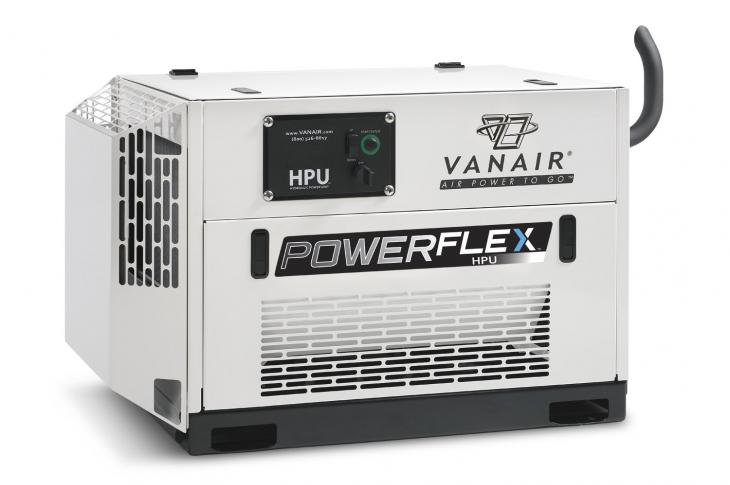Vanair PowerFlex Product Family for Work Vehicles