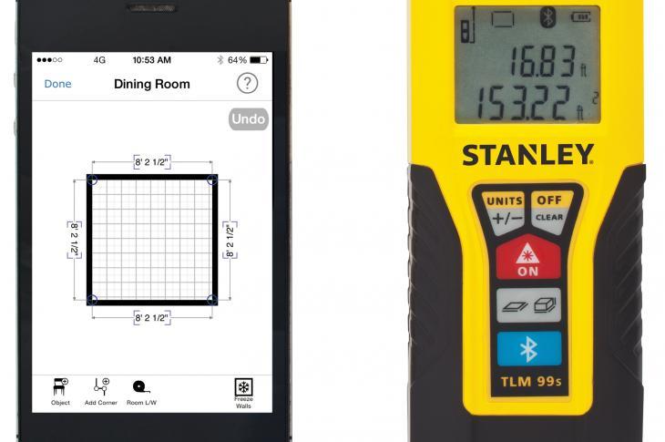 Stanley TLM99s Laser Distance Measurer