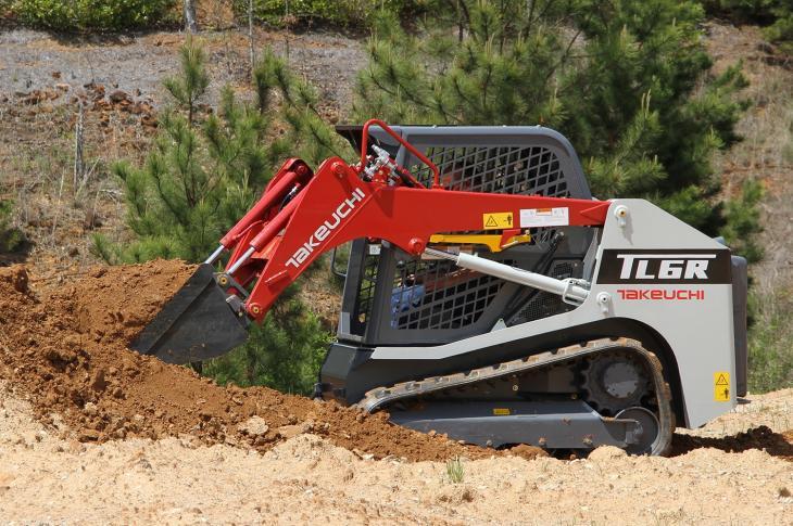 Takeuchi TB216, TB240, TB260, TB290 Compact Excavators