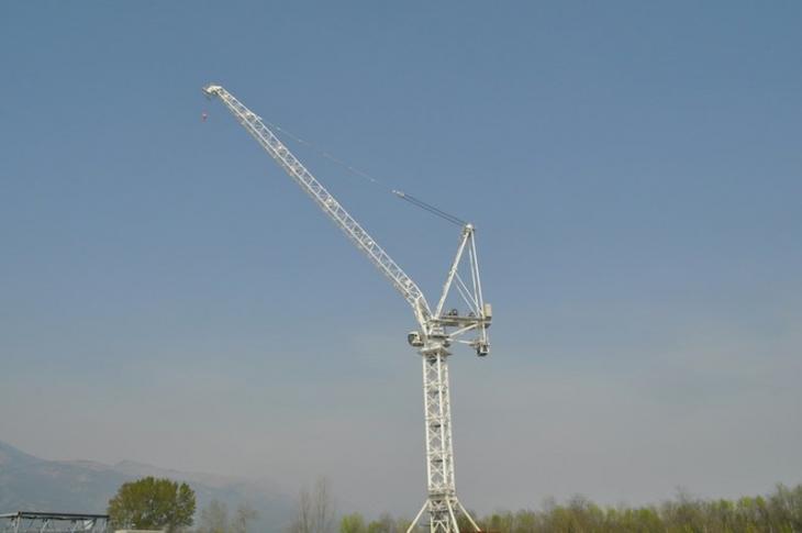 Terex Cranes CTL 1600 Tower Crane
