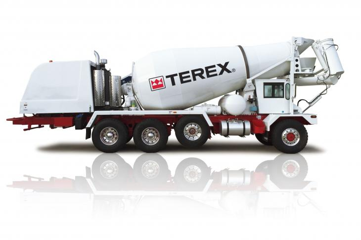 The Terex Advance FD4000 front-discharge mixer has a number of component upgrades