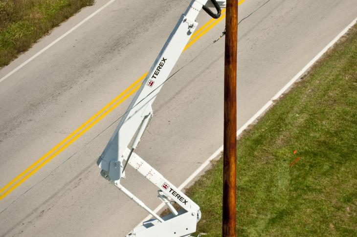 Terex Hi Ranger LTM Series Aerial Lift
