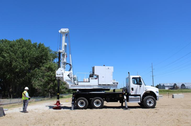 Terex Utilities has completely redesigned its A330 and A650 auger drills