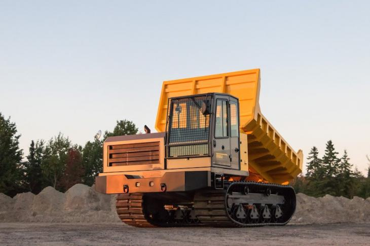 Terramac RT14 Crawler Carrier