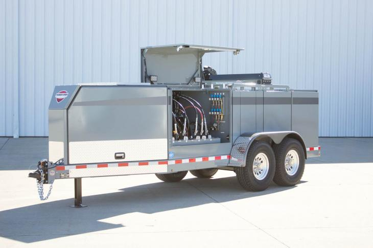 Thunder Creek Expands Service Trailer Options