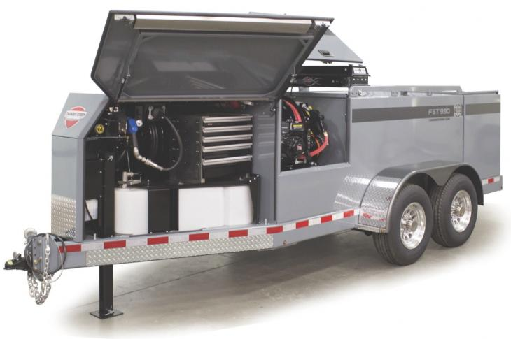 Thunder Creek FST Series Trailers Feature Diesel, DEF Tanks