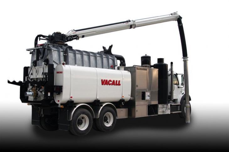 Vacall AllExcavate Hydro Excavators