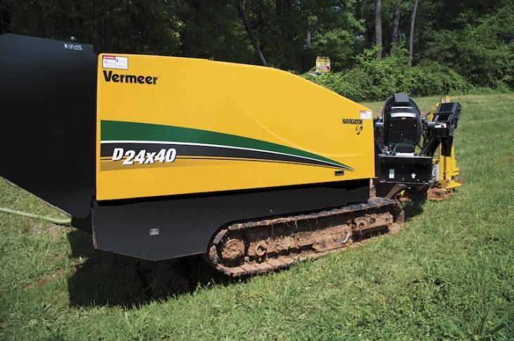 Vermeer D24x40 Directional Drill
