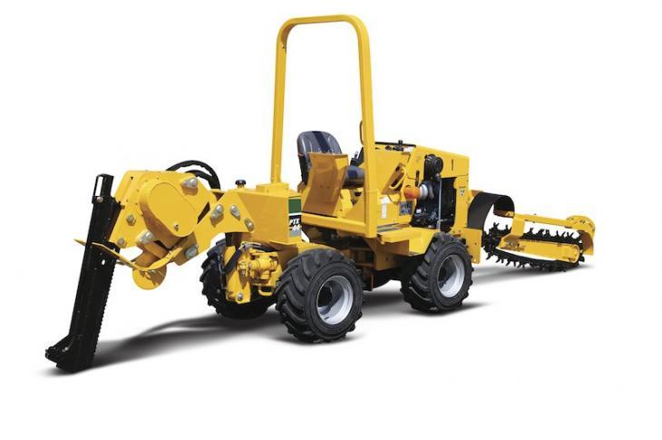 Vermeer PTX44 Vibratory Plow