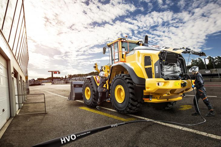 Volvo H Series 2.0 wheel loaders build on the design of their G Series predecessors