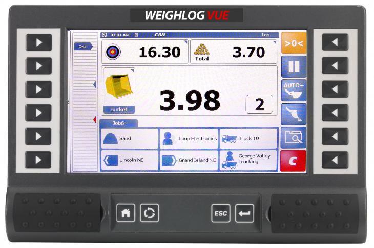 Loup Electronics Weighlog Vue Scale System