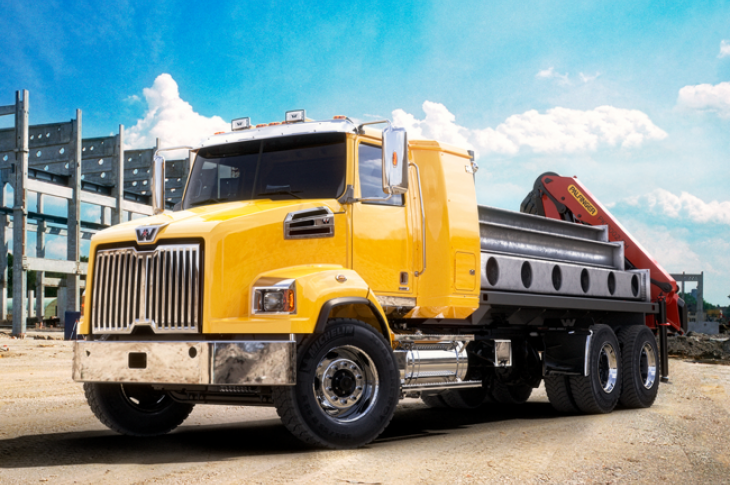 Western Star has updated its popular 4700 heavy truck