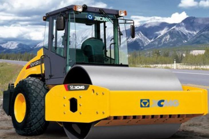 XCMG CV122U Vibratory Roller