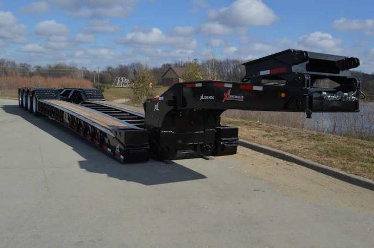 XL Specialized Trailers XL 120