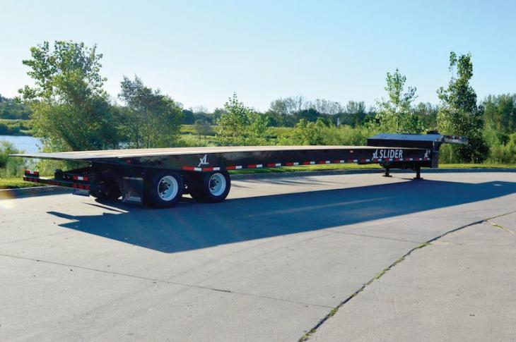 XL 80 Slider Trailer