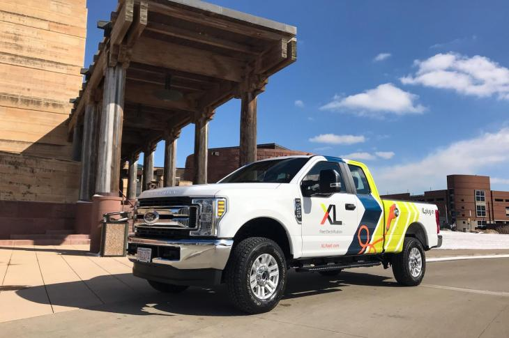 XL has announced a plug-in hybrid-electric system for Ford's 2019 F-250 pickup
