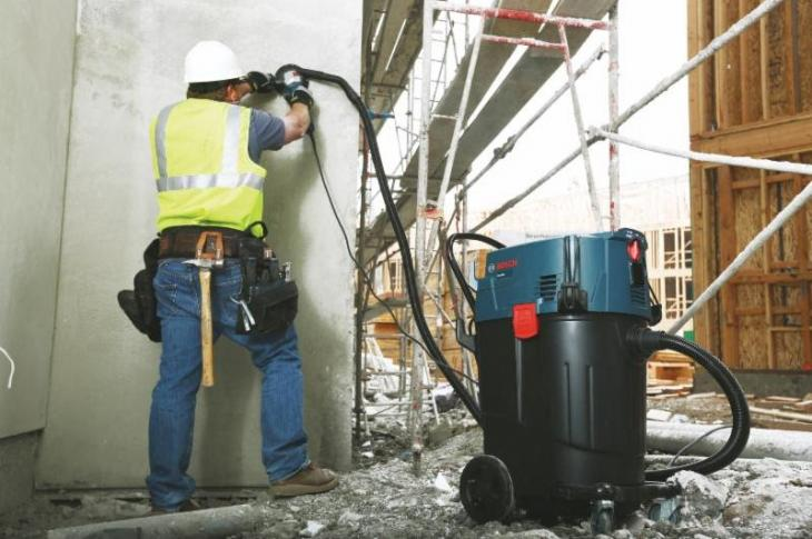 Bosch Dust Extraction System