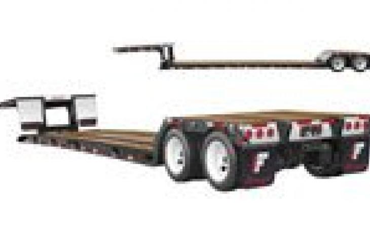 Fontaine Renegade LXL Lowbed Trailer