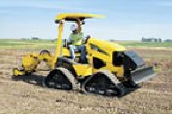Earthmoving Report: Vermeer Adds Quad-Track Ride-On Trencher
