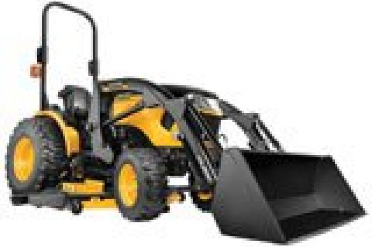 Earthmoving Report: Cub Cadet Yanmar Utility Tractors