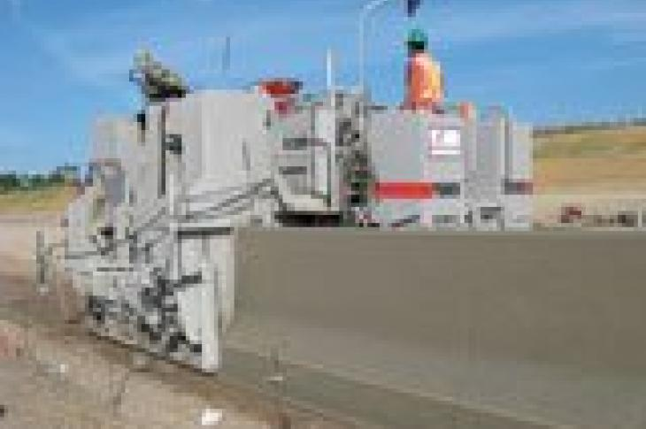 Paving Report: Power Curbers 5700 C Max