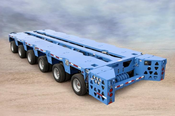 Trailers, Flat-Bed and Platform | Construction Equipment