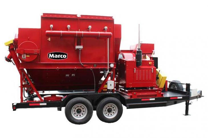 Marco Dustmaster Dust Collector