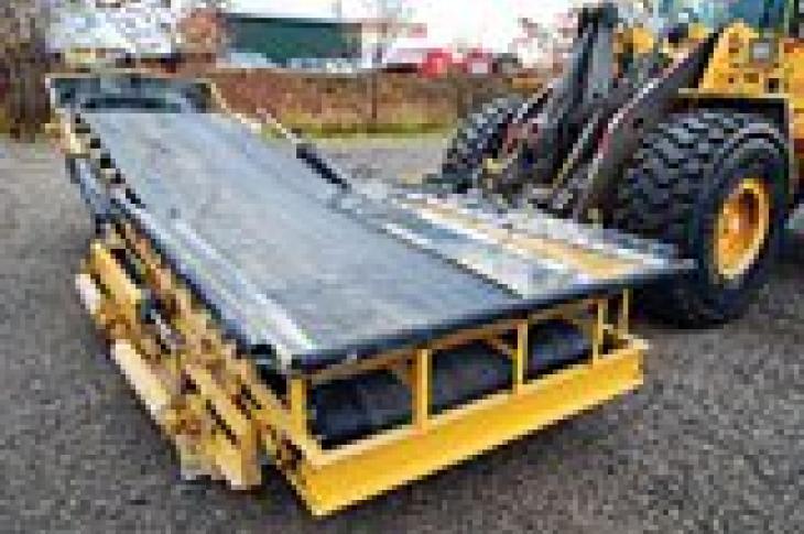 E2 Systems Portable Conveyor