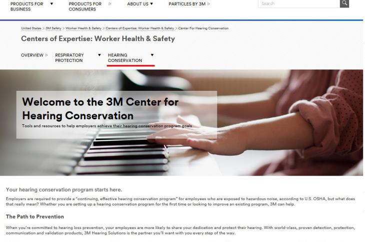 Job sites and shops can be noisy, and operating a successful workplace hearing conservation program is one of the many tasks health and safety managers face.
