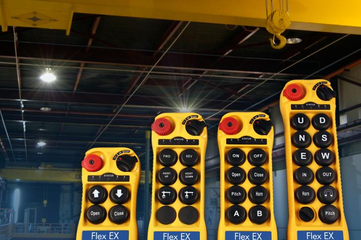 The use of radio-controlled cranes shows promise for enhancing lifting safety.